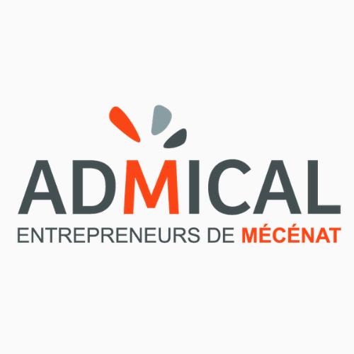 Admical logo