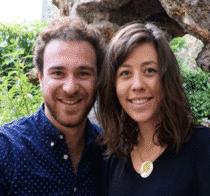 Raphaël Franses et Eloïse Fabre-Perrin