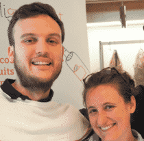 Laure Le Jossec & Titouan Goenvec Peligourmet