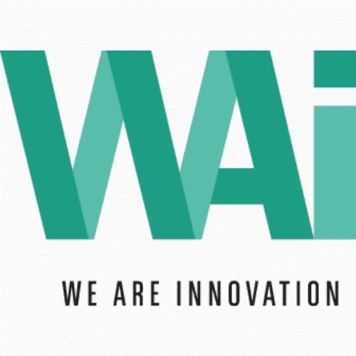 Logo We Are Innovation by BNP Paribas